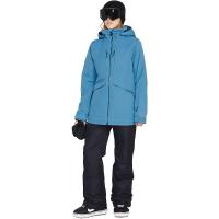 Volcom Women's Shelter 3D Stretch Jacket - Small - Glacier Blue