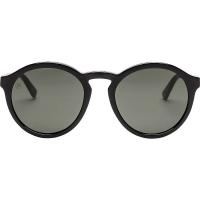 Electric Moon Sunglasses - One Size - Gloss Black / Grey Polarized