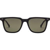 Electric Birch Sunglasses - One Size - Matte Black / Grey Polarized
