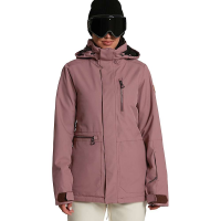 Volcom Women's Shelter 3D Strch Jacket - Small - Rose Wood