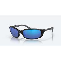 Costa Del Mar Men's Brine Polarized Sunglasses - One Size - Tortoise/Green 580P