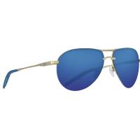 Costa Del Mar Helo Sunglass - One Size - Green Mirror 580P