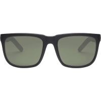 Electric Knoxville S Polarized Sunglasses - One Size - JJF Black / Ohm+ Polar Grey