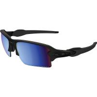 Oakley Flak 2.0 XL Polarized Sunglasses - One Size - Matte Black/Prizm Grey