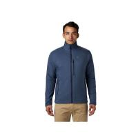 Mountain Hardwear Men's Kor Strata Jacket - XL - Dark Brick