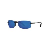 Costa Del Mar Ballast Polarized Sunglasses - One Size - Black/Blue 580P