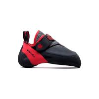 Evolv Men's Agro Climbing Shoe - 12 - Black / Red