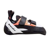 Evolv Women's Geshido Climbing Shoe - 9 - White / Coral / Black