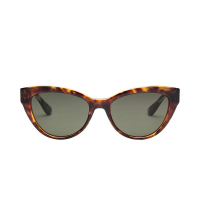 Electric Women's Indio Sunglasses - One Size - Gloss Tort / Grey Polarized
