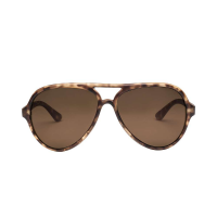 Electric Elsinore Sunglasses - One Size - Darkside Tort / Grey Polarized