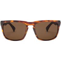 Electric Knoxville Polarized Sunglasses - One Size - Darkside Tortoise / Ohm Polarized Grey