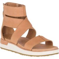 Merrell Women's Roam Mid Cross Sandal - 6 - Tan