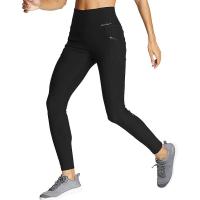 Eddie Bauer Motion Women's Trail Tight Hybrid Legging - Large - Sprig