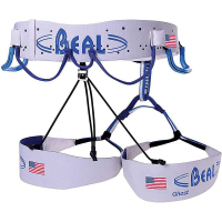 Beal Ghost USA Flag Harness
