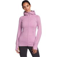 Eddie Bauer Motion Women's Treign LS Full Zip Jacket - Small - Lt Steel