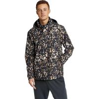 Eddie Bauer Men's Packable Rainfoil Jacket - Large - Med Indgo