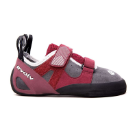 Evolv Women's Elektra Climbing Shoe - 10 - Merlot/Grey