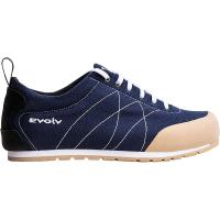 Evolv Men's Cruzer Psyche Shoe - 10.5 - Black Olive