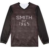 Smith Men's MTB Jersey - Large - Heather Grey