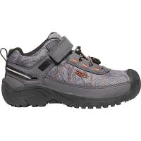 KEEN Kids' Targhee Sport Shoe - 8 - Steel Grey / Evening Primrose