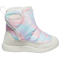 KEEN Toddlers' Howser II Mid Boot - 7 - Silver Birch / Pink Blush