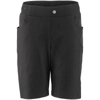 Louis Garneau Juniors' Range 3 Short - XL - Black