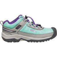 KEEN Youth Targhee Sport Shoe - 7 - Pink Peacock / Peach Pearl