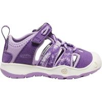 KEEN Toddler Moxie Sandal - 5 - Silver