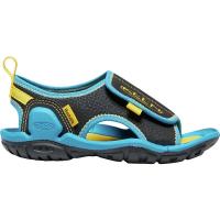 KEEN Kids' Knotch River OT Sandal - 10 - Magenta / Lilac Chiffon