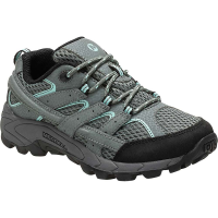 Merrell Youth Moab 2 Low Lace - 4 - Bark Brown