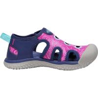 KEEN Kids' Stingray Sandal - 10 - Tps Black Cosmos