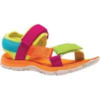 Merrell Girls' Kahuna Web Sandal - 13 - Pink Multi