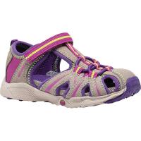 Merrell Junior Girls' Hydro Sandal - 10 - Tan / Purple