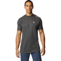 Mountain Hardwear Men's MHW Logo SS Tee - Small - Black