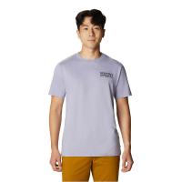 Mountain Hardwear Men's Climbing Gear SS Tee - XL - Dark Clay