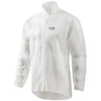 Louis Garneau Men's Clean Imper Jacket - XXS - Clear