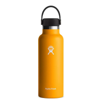 Hydro Flask 18oz Standard Mouth Insulated Bottle With Standard Flex Ca