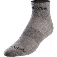 Pearl Izumi Women's Merino Wool Sock - Large - Phantom Core