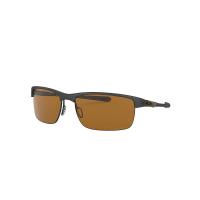 Oakley Carbon Blade Polarized Sunglasses - One Size - Matte Pewter / Prizm Tungsten Polarized