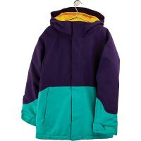Burton Kids' GTX Stark Jacket - XL - Parachute Purple / Dynasty Green