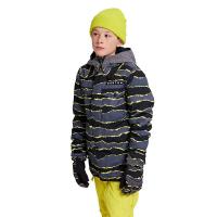 Burton Boys' Uproar Jacket - Small - Black Denim