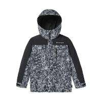 Burton Boys' Covert Jacket - XL - Bog Heather / True Black