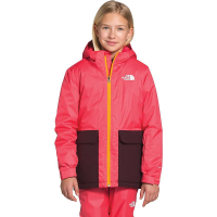 The North Face Girls' Freedom Insulated Jacket - XL - Paradise Pink