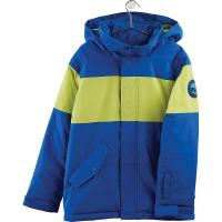 Burton Boys' Symbol Jacket - XL - Lapis Blue / Limeade