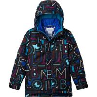Columbia Girls' Whirlibird II Interchange Jacket - XL - Mineral Pink Crackle Print / Mineral Pink