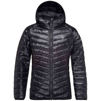 Rossignol Girls' Light Hooded Jacket - 10 - Black