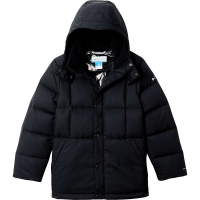 Columbia Boys' Forest Park Down Hooded Puffer Jacket - XL - Black