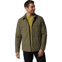 Mountain Hardwear Men's J Tree Insulated Shacket - Small - Zinc