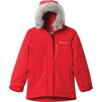 Columbia Girls' Ava Alpine Jacket - XL - Red Lily