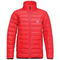 Rossignol Boys' Light Jacket - 14 - Crimson